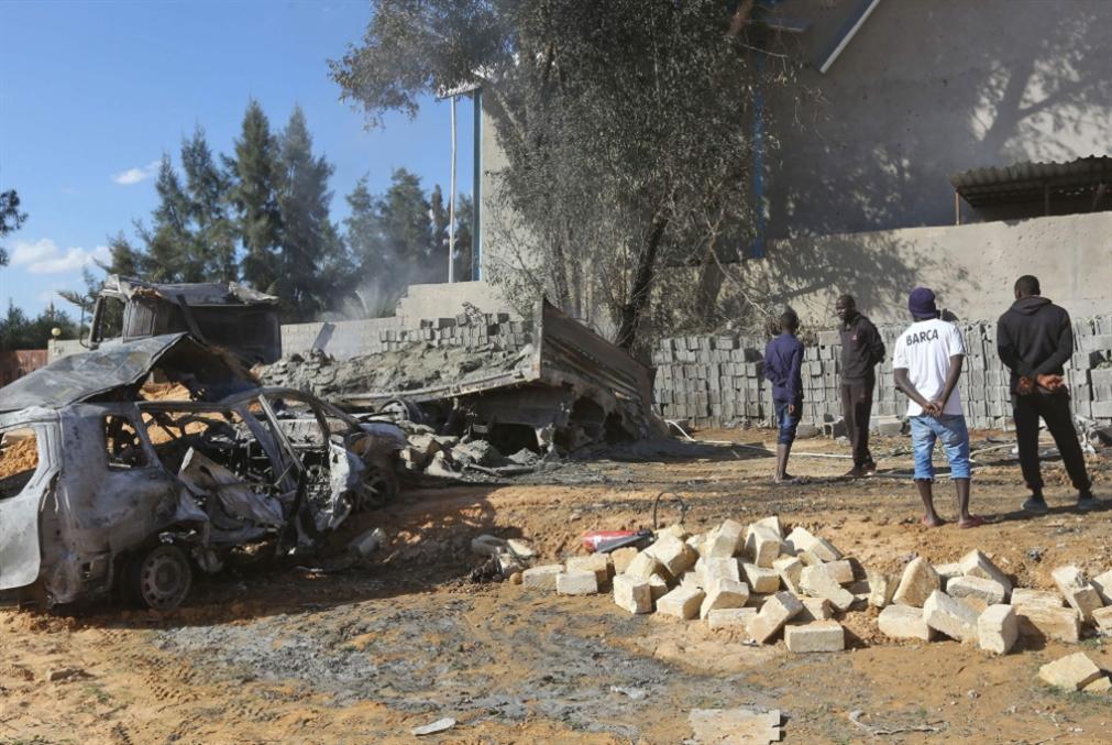 ليبيا | خوفاً من النشاط الروسي... واشنطن تستنفر لإيقاف الحرب!