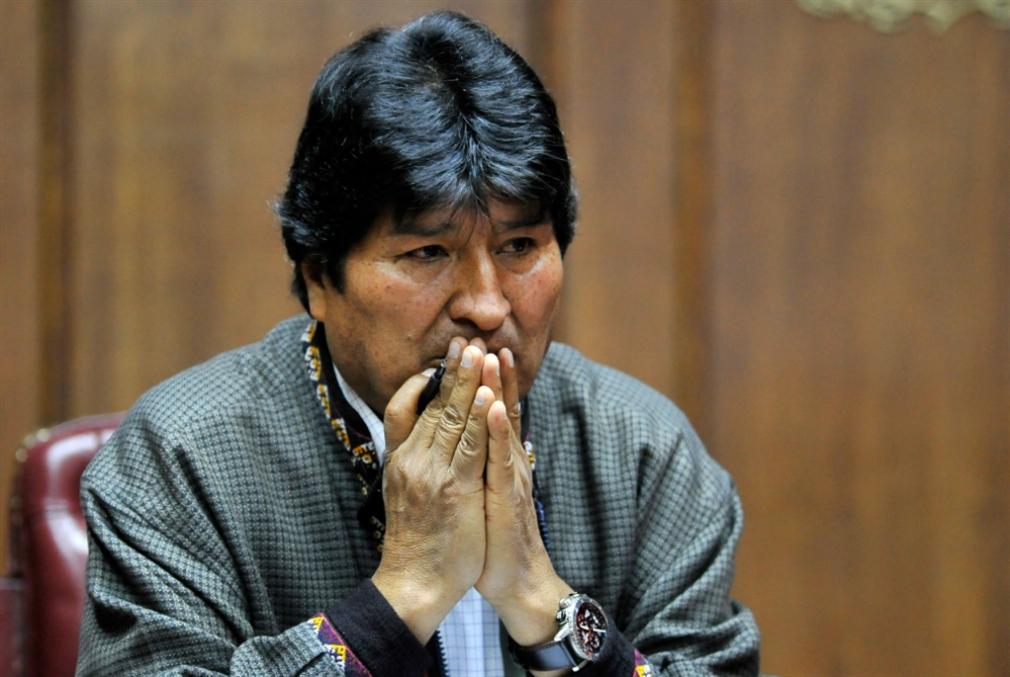 «بوليفيا الجديدة» لا تشبه موراليس: واشنطن حليفتنا!
