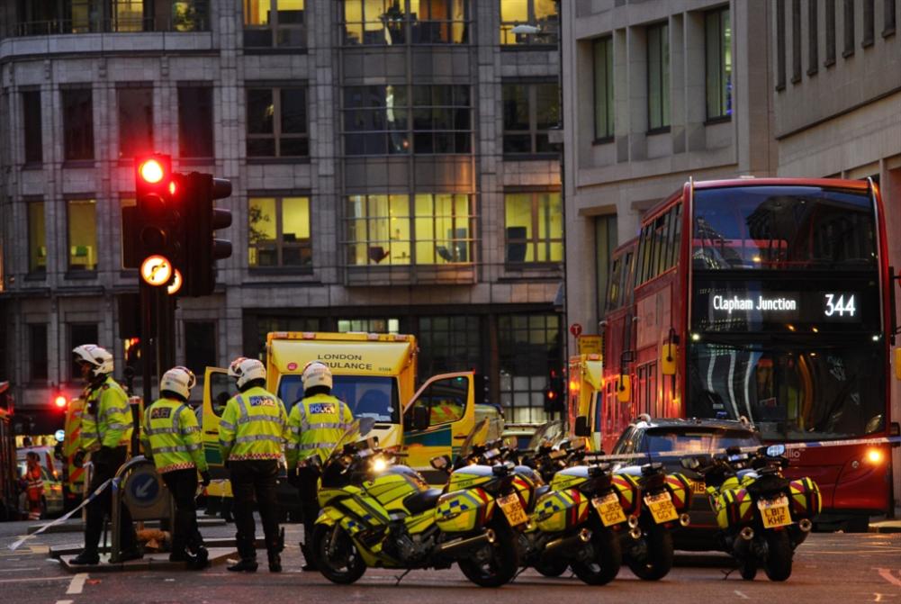 الشرطة البريطانية: حادثة جسر لندن «عمل إرهابي»