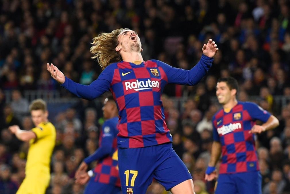 غريزمان يعود إلى مدريد