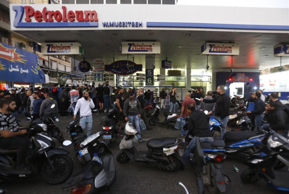 بعد المساهمة في افتعال أزمة البنزين... مصرف لبنان يساوي «الدولة» بالقطاع  الخاص!