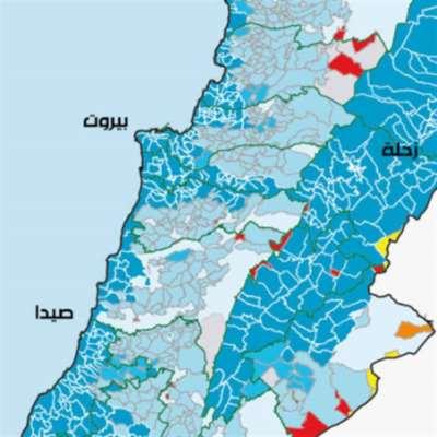 الـ 10.452 كلم2 «خرافة» أم حقيقة؟ مساحة لبنان غير معروفة