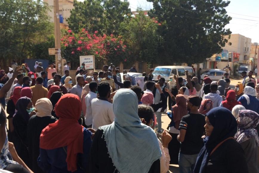 الاحتجاجات تمتدّ إلى دارفور: «أسبوع الانتفاضة» يُفشل رهان إخمادها