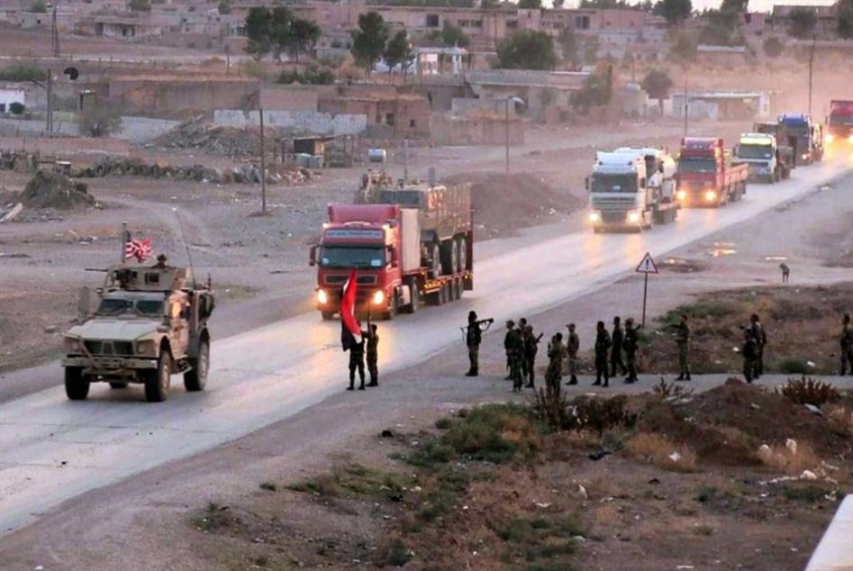 «التحالف» يغادر ريف حلب... نحو الشرق