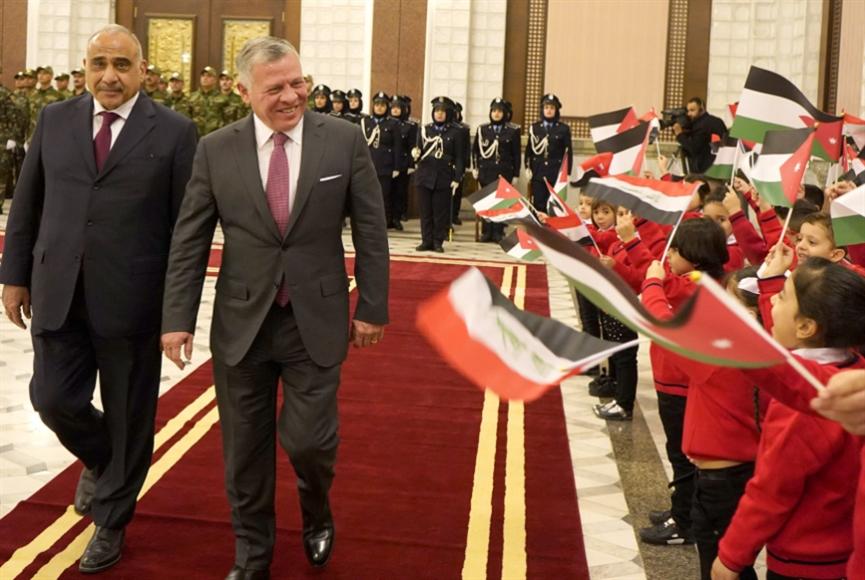 زحمة ضيوف في بغداد: العين على الدور العراقي مستقبلاً