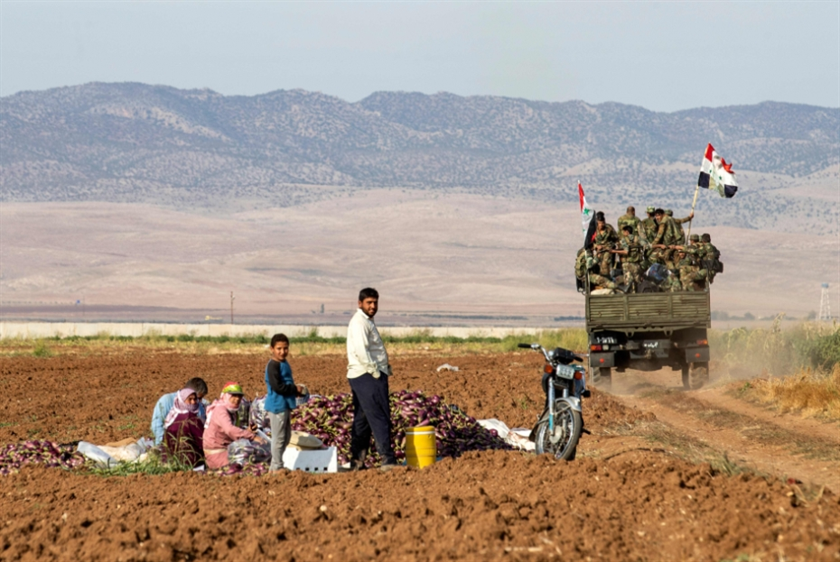 ثاني دورية روسية ــ تركية مشتركة | أردوغان لواشنطن:   هذا ليس ما اتفقنا عليه!