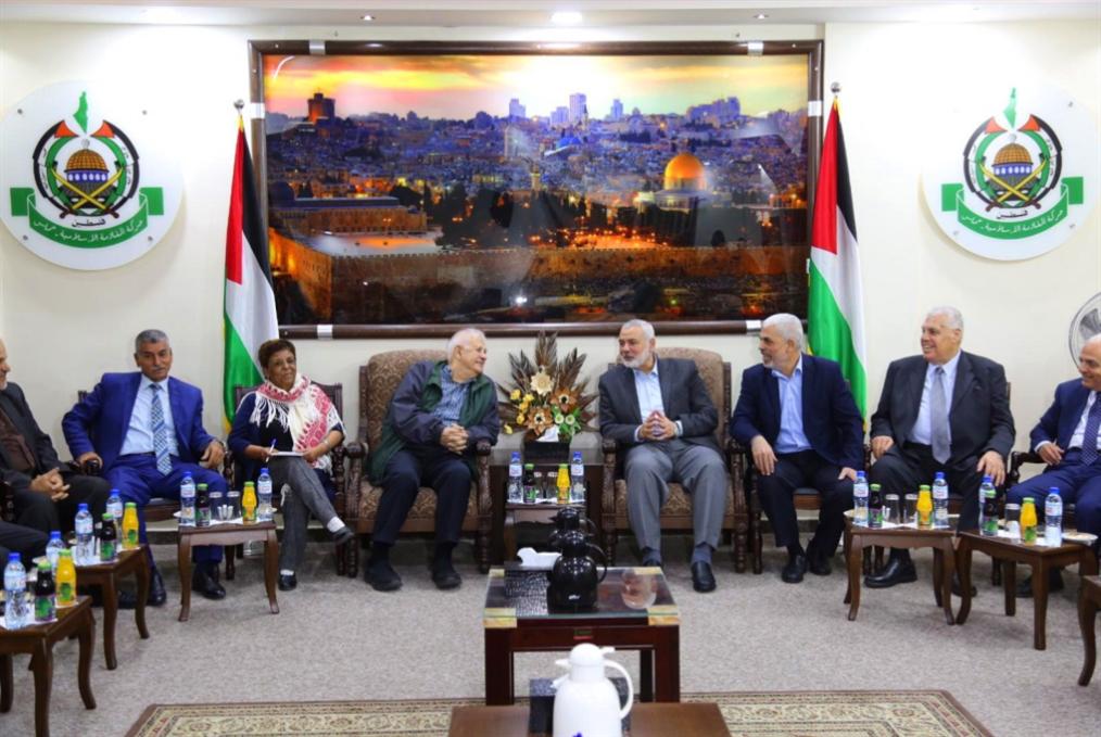 شروط عباس تُخرج «حماس» و«الجهاد» من الانتخابات