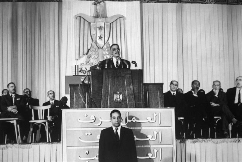 مراجعات جمال عبد الناصر