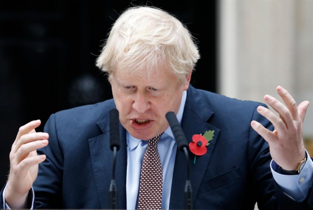 بريطانيا | انطلاقة متعثّرة لحملة جونسون الانتخابية
