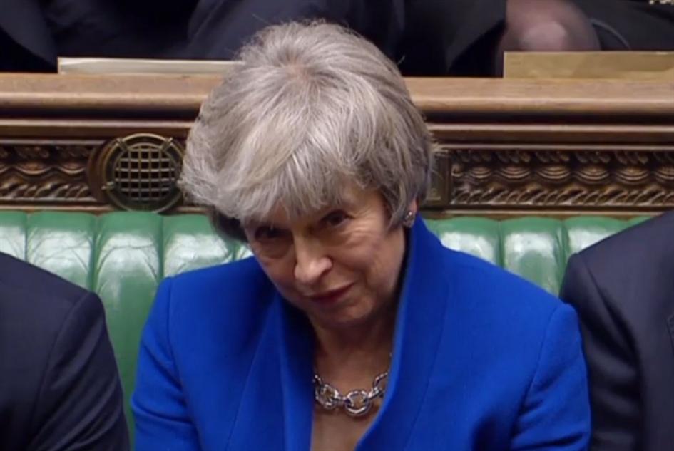 «المحافظون» ينقذون ماي... ويغرقون بريطانيا!