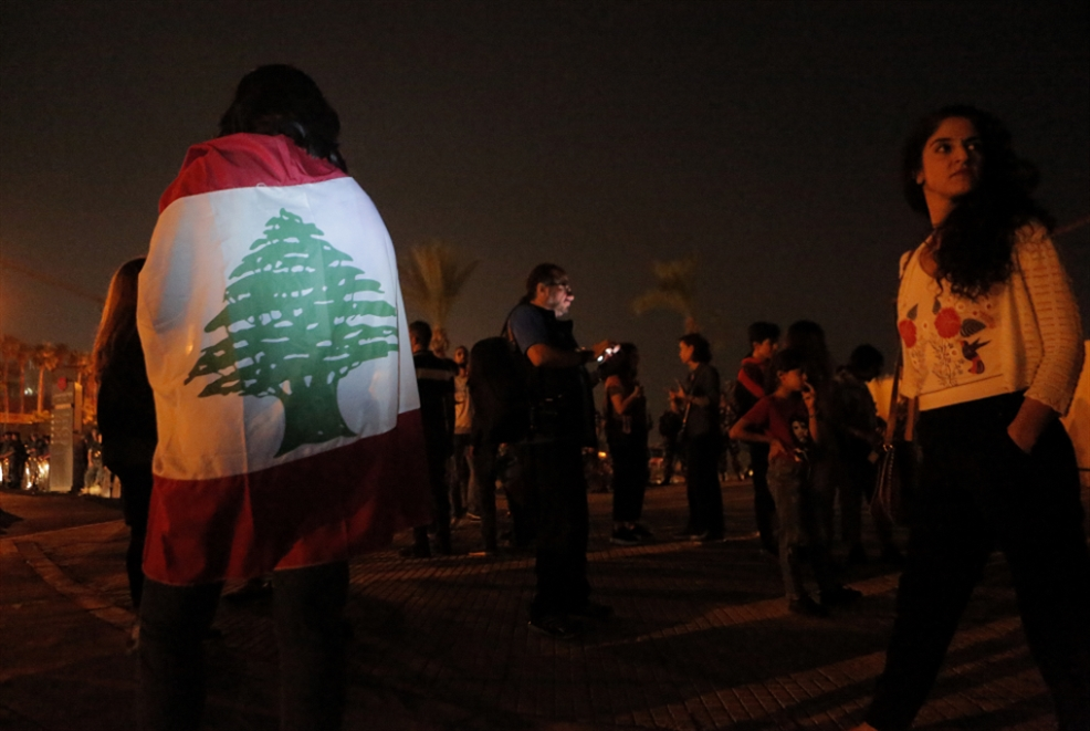 مسيرة حاشدة لإسترداد الملك العام: «إيدن باي» في   مرمى المتظاهرين