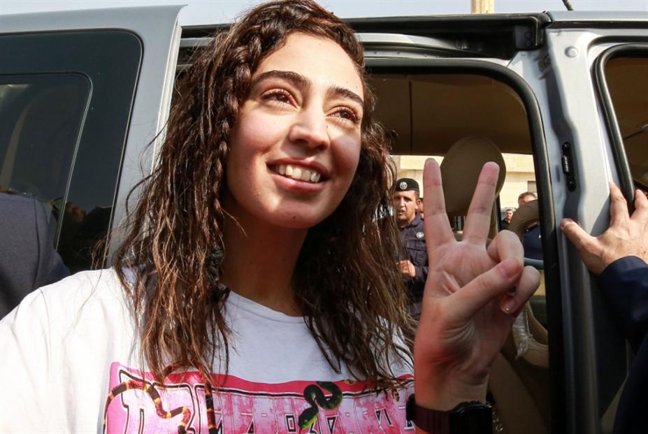 هبة اللبدي: درس الحرية