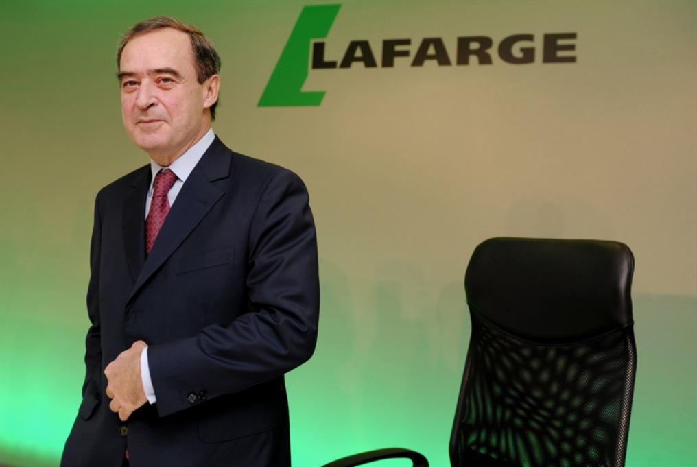 «لافارج» الفرنسيّة تحصّل «تبرئة» قضائية أولى