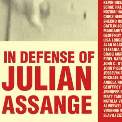 طارق علي: دفاعاً عن جوليان أسانج!