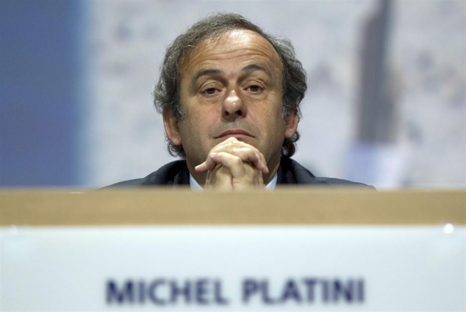 بلاتيني يطالب  «ويفا» بـ 7.2 ملايين يورو