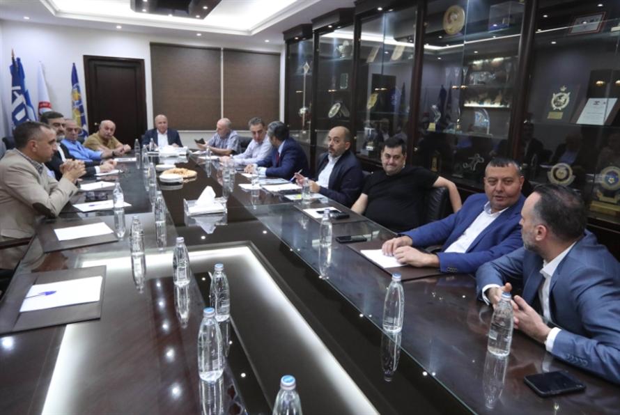 اجتماع بين الاتحاد والأندية: لا إلغاء للدوري والأولويّة الآن للـمنتخب