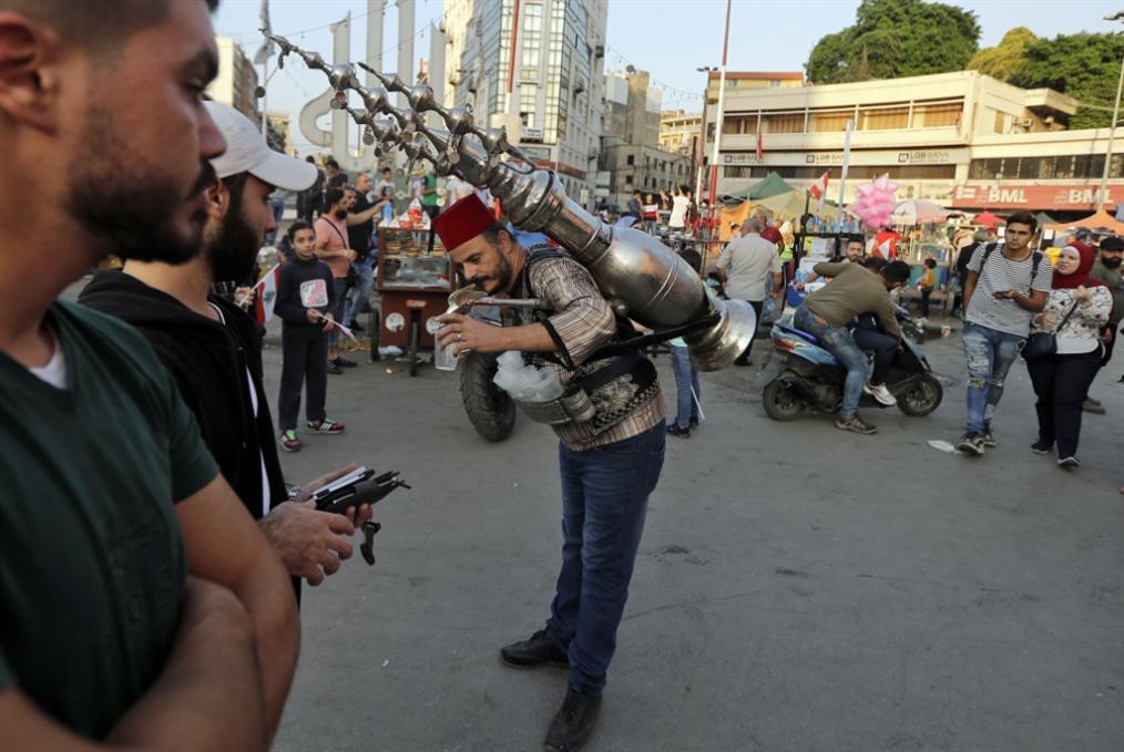 طرابلس: إشكالات في ساحة الإعتصام وتحضيرات لـ«يوم البندورة»