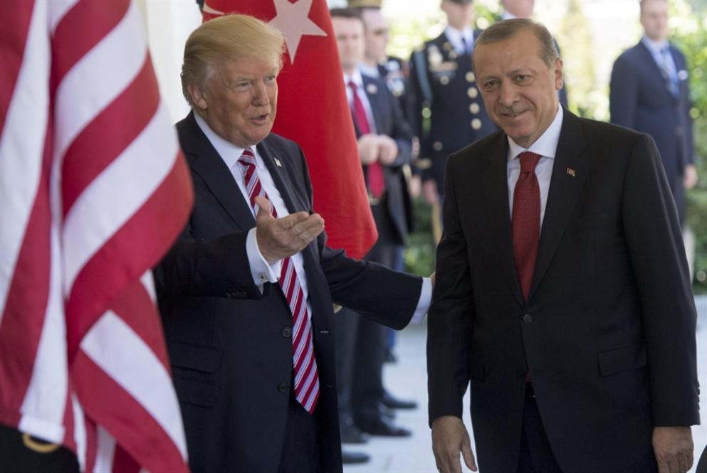 إردوغان في البيت الأبيض: دعم لحملة ترامب؟
