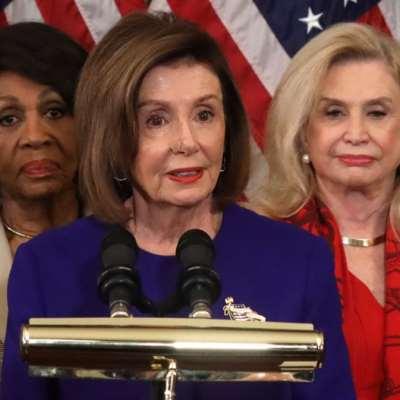 «الديمقراطيون» يوجهون تُهمتَين إلى ترامب