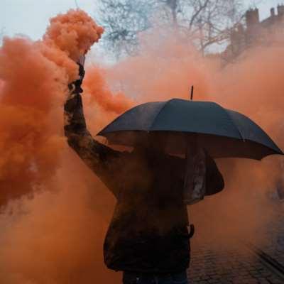لليوم السادس تباعاً... تظاهرات وإضراب لوسائل النقل في فرنسا