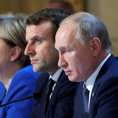 أوكرانيا | «قمّة النورماندي» تقرّ خفض التصعيد:  لا حلّ لنزاع «دونباس»