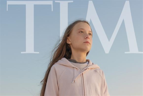 «تايم»: غريتا ثانبيرغ «شخصية العام»