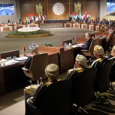 القمة العربية: «أول الكلام» حول النازحين