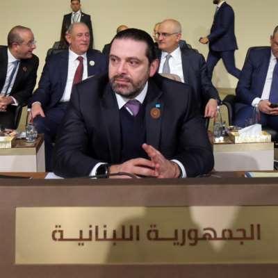 الحكومة: تصعيد ينتظر الحريري