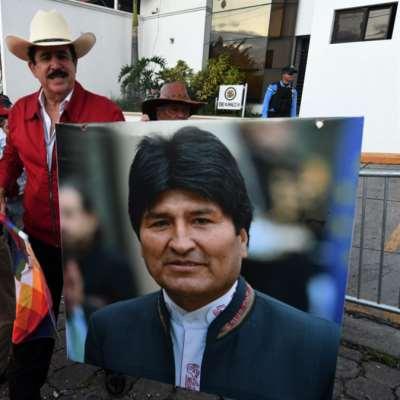 بعد المكسيك... موراليس يلجأ إلى الأرجنتين