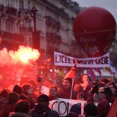 فرنسا: النقابات تواصل الاحتجاج وسط دعوات حكومية للحوار