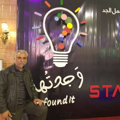 إبراهيم عزّي: «مهندس ديكور» مهرجانات الحسكة