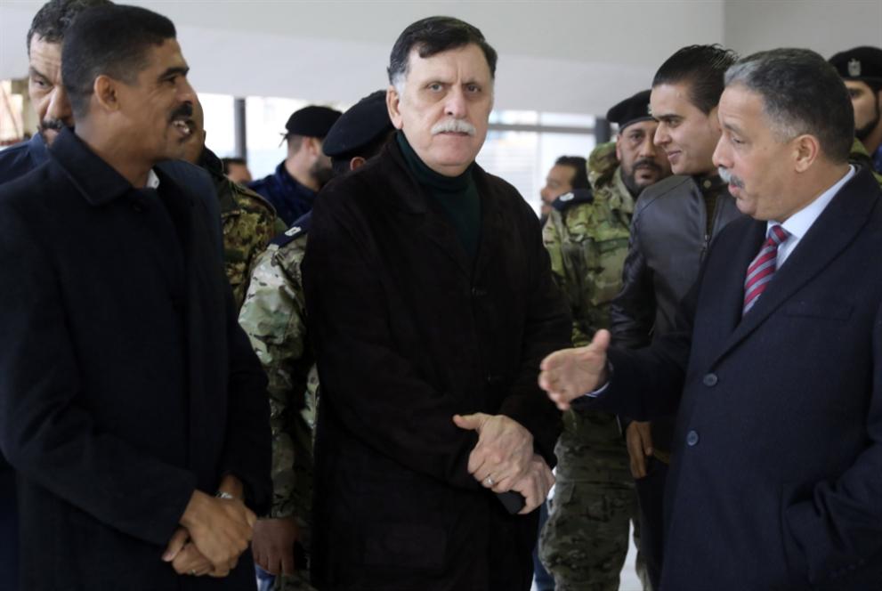 ليبيا | مذكّرتا التفاهم بين إردوغان والسرّاج: رفض أوروبي واستنفار مصري