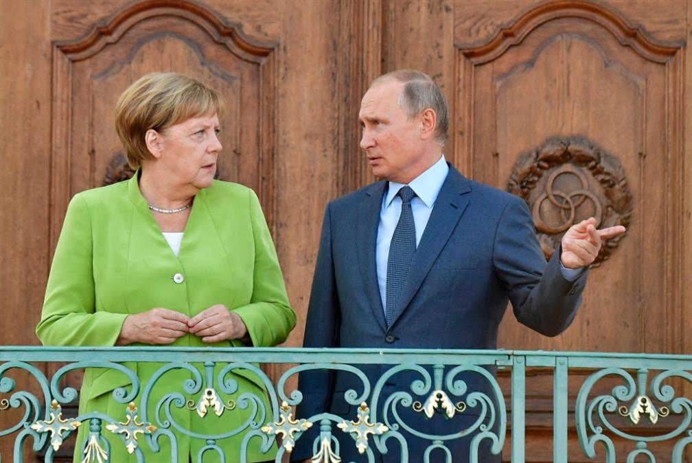حرب أميركية على أنابيب الطاقة: «النواب» يعاقب برلين!