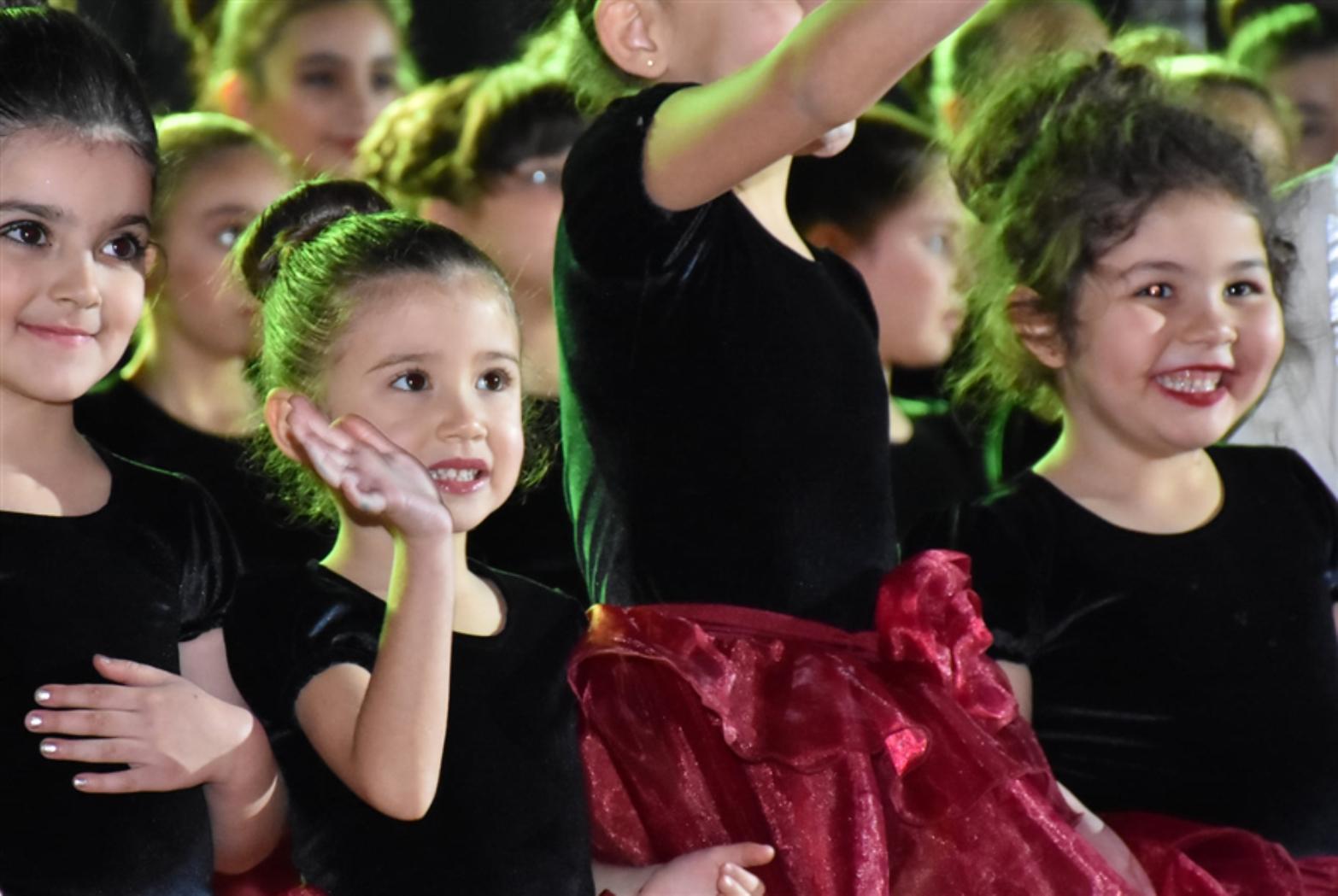 أطفال اللاذقية: «نرقص لنحيا»