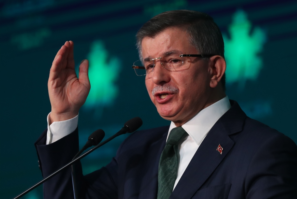 داود أوغلو يُطلق حزبه الجديد... في وجه أردوغان