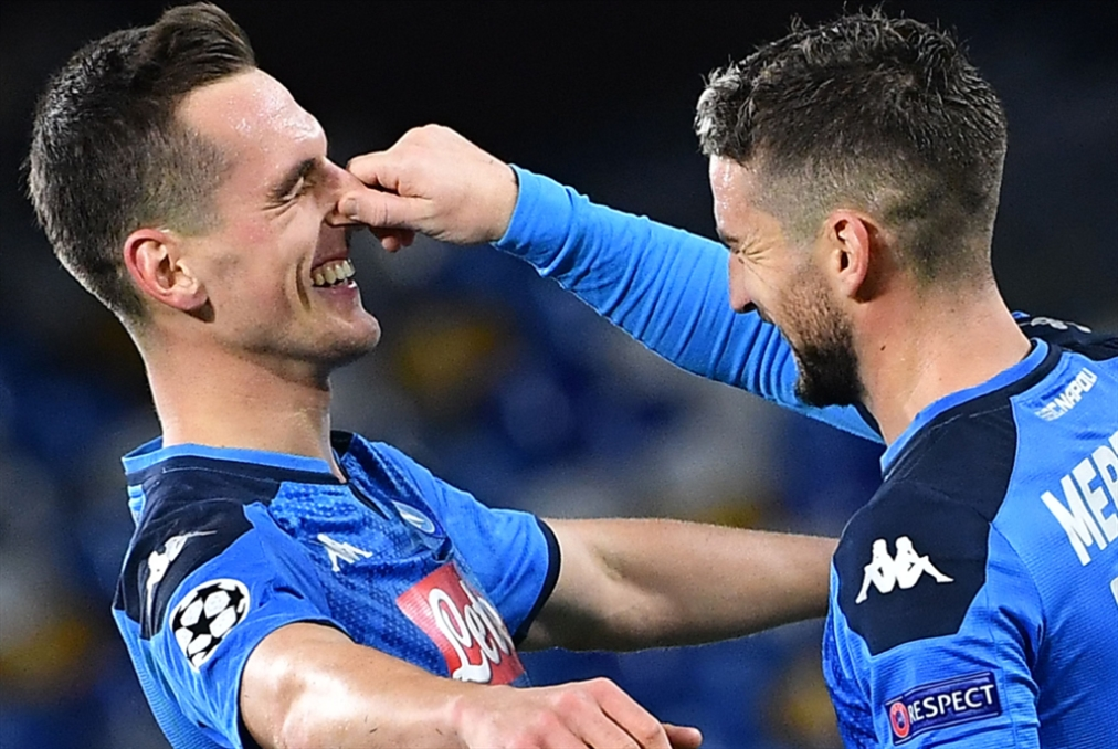 صراع إيطالي على مقاعد الأبطال