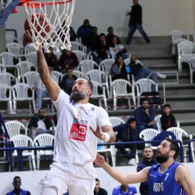 أول حفل لجوائز كرة السلة اللبنانية