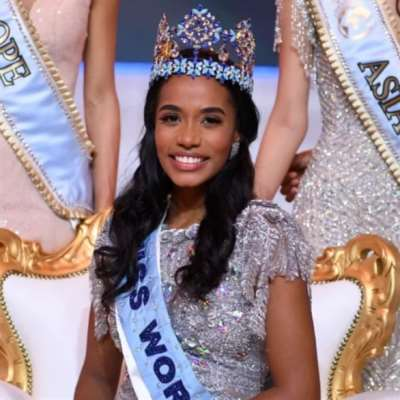 الجامايكية توني آن ــ سينغ ملكة جمال العالم 2019