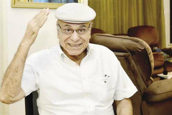 وفاة الكوريغراف المصري حسن عفيفي