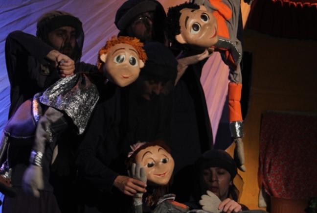 رحلة مسرحية إلى «بيتك يا ستّي»