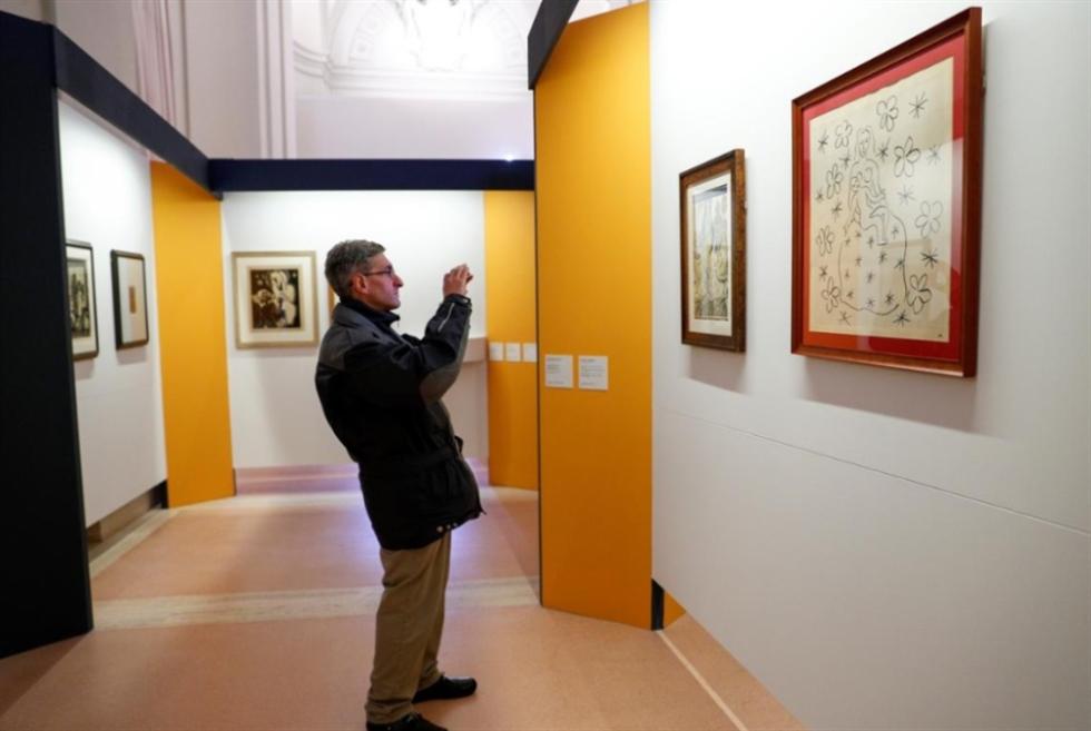 معرض لأعمال فنية نادرة في الفاتيكان