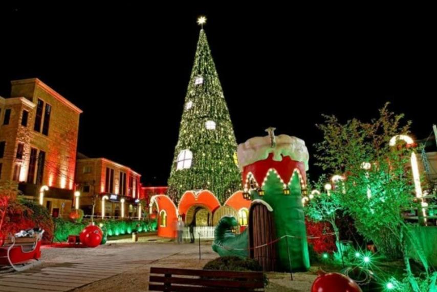 جبيل ترتدي حلّة الميلاد: سوق شعبي للمنتجات اللبنانية