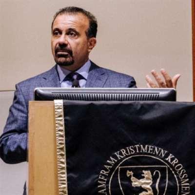 الجامعة الأردنية تلغي محاضرة لمسعد بعد حملة عليه