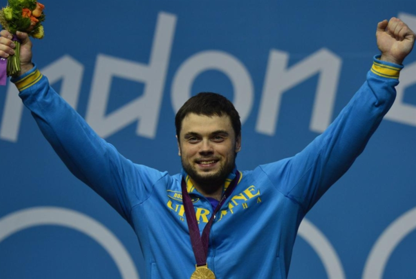 تجريد الرباع الأوكراني توروختي من ذهبيته الأولمبية