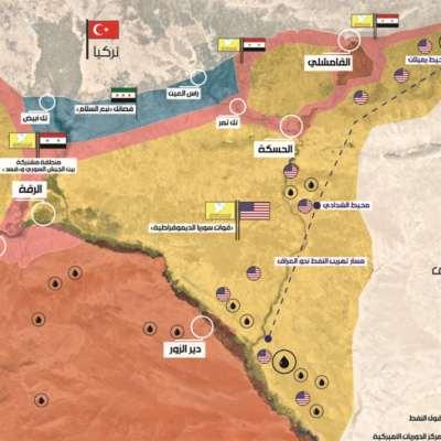 تنقيب واستخراج وتهريب: واشنطن تسطو على النفط السوري