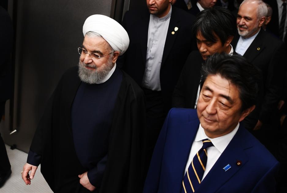 «شب يلدا» في طوكيو: هل يعفي ترامب اليابان من عقوبات   إيران؟