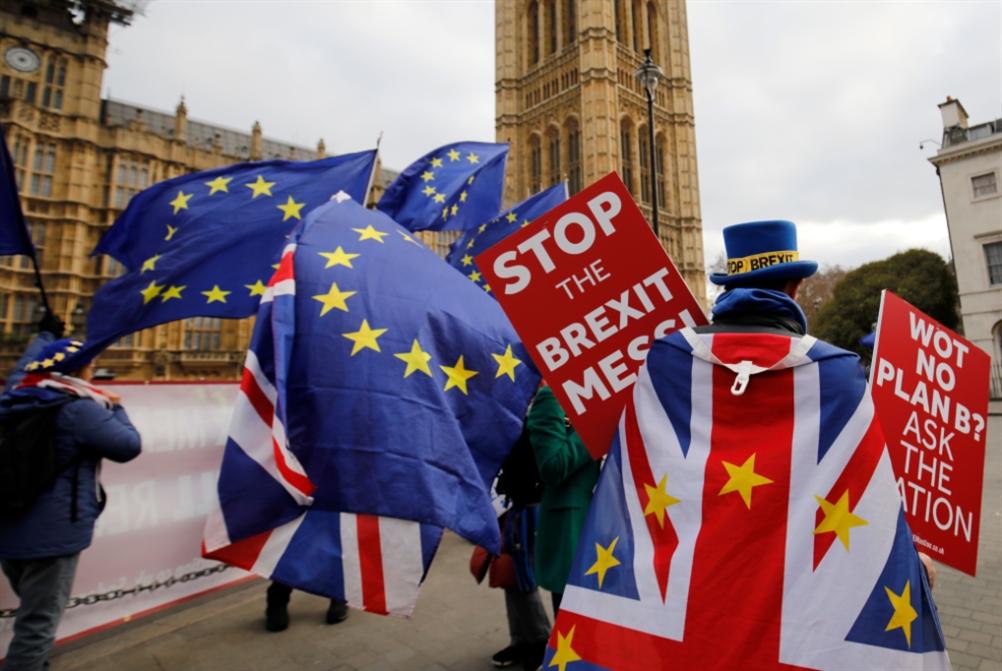 ماي تكرّر فشلها أمام البرلمان: خطّة «بريكست» القديمة... بحلّة جديدة