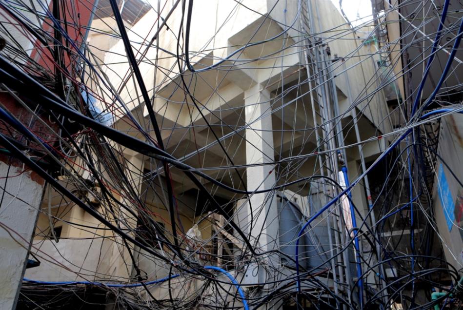 سقوط خطة الكهرباء