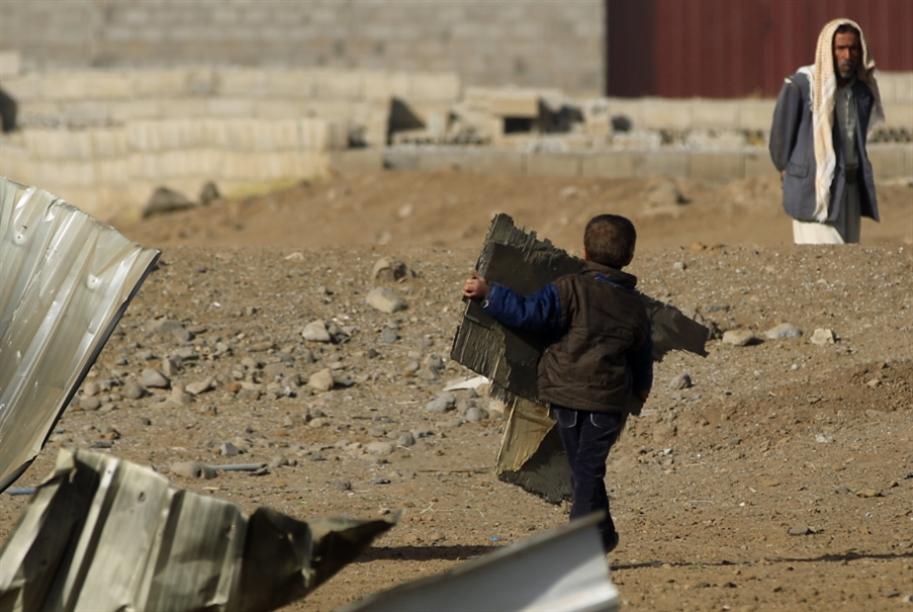 صنعاء تستقبل غريفيث: ما قبل قصف العاصمة ليس كما بعده