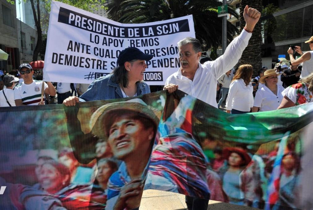 الرئيس المكسيكي: موراليس يمثّل شعب بوليفيا